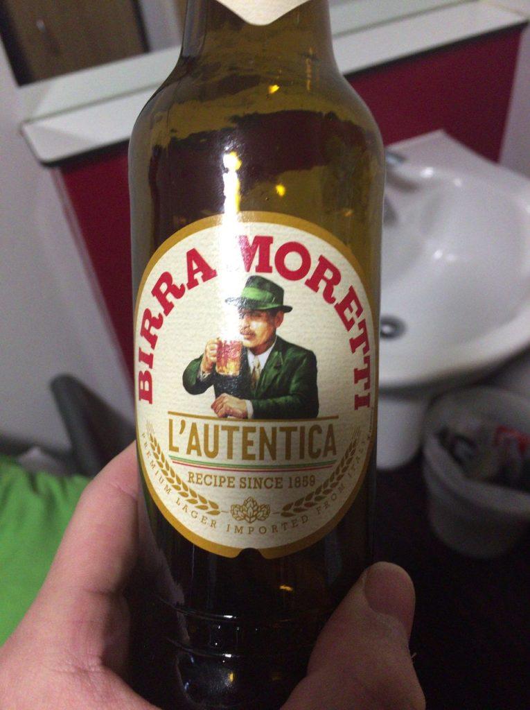 ロンドンのビール