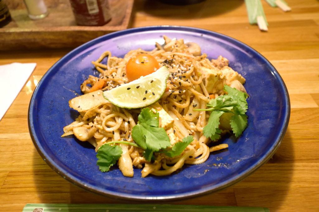 コペンハーゲンで食べるアジア麺料理