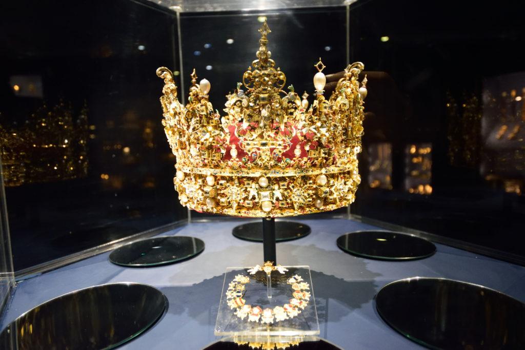 デンマーク王室の王冠