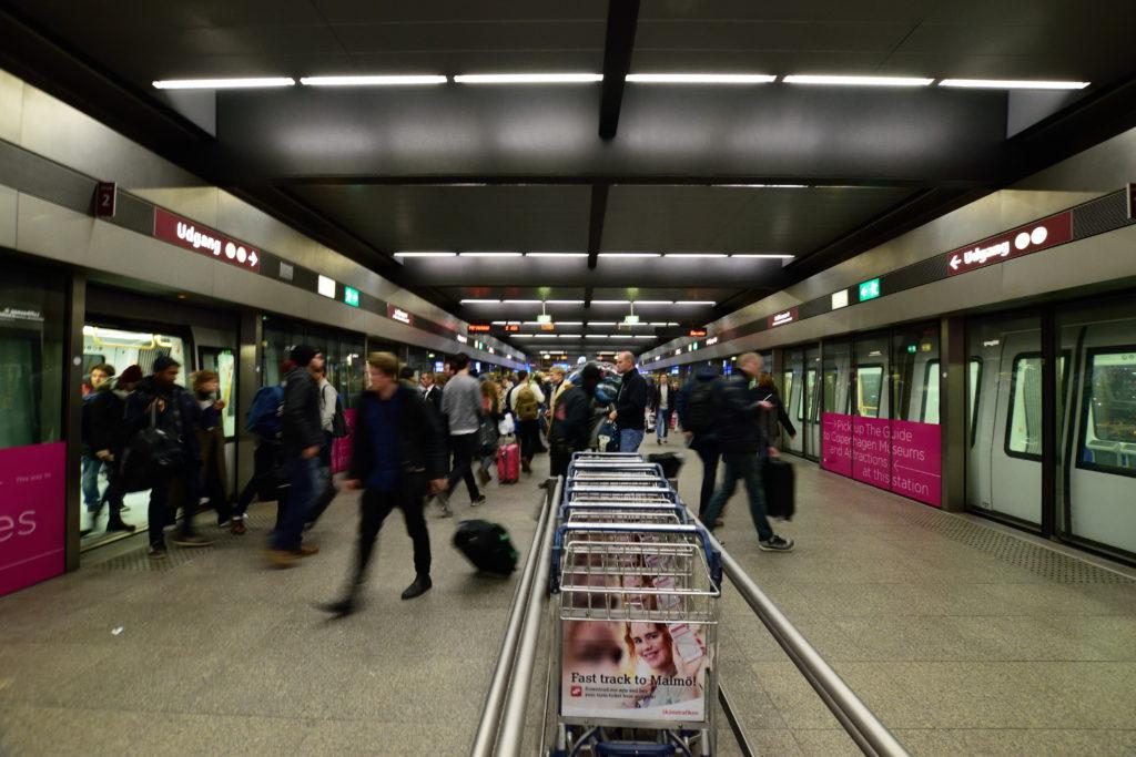 コペンハーゲン国際空港駅