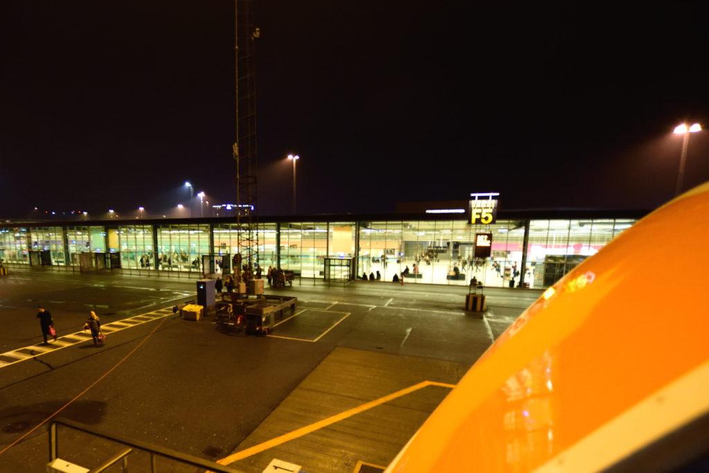 コペンハーゲン空港LCCターミナル