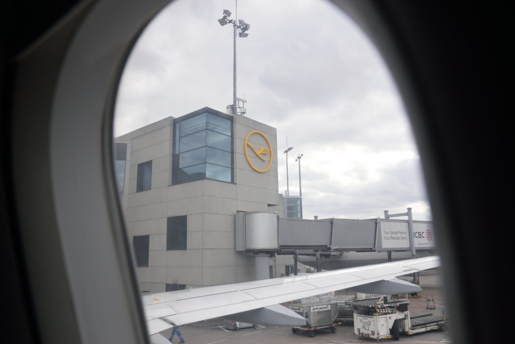 フランクフルト空港第1ターミナル