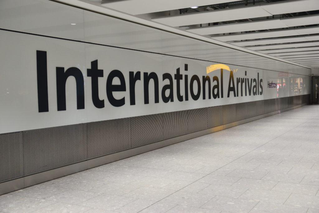 国際線ターミナル