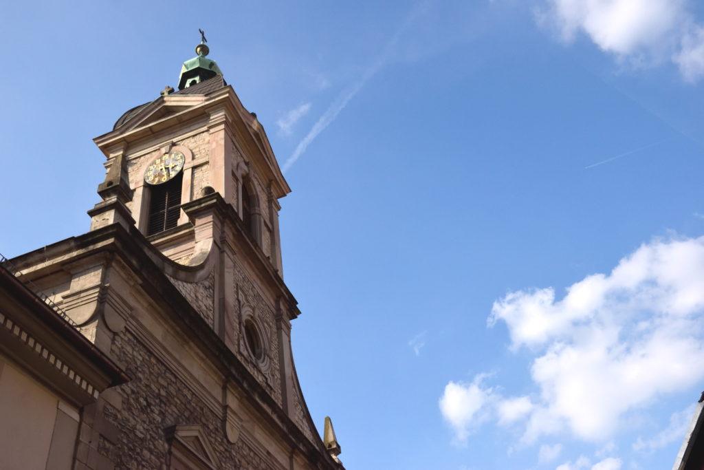 ゲッティンゲンの古い建物