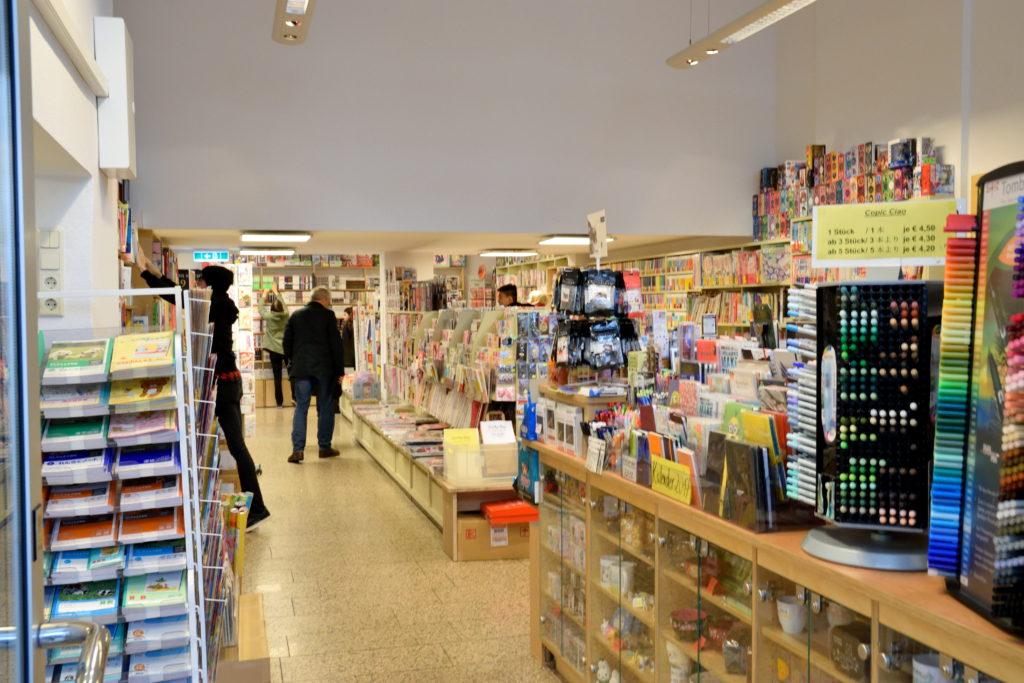 高木書店の内部