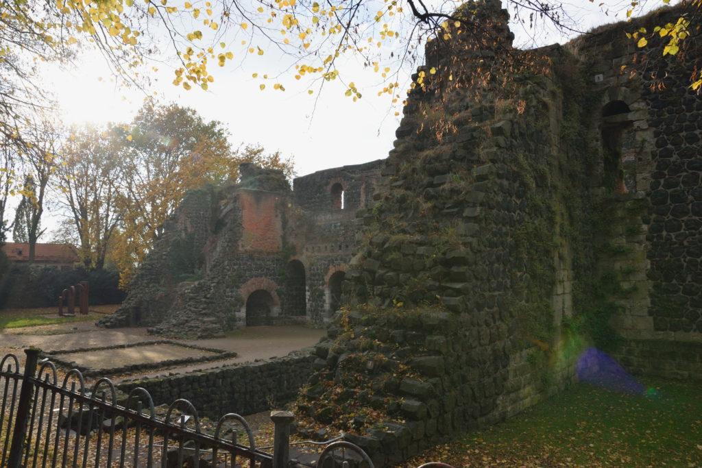 デュッセルドルフの城趾
