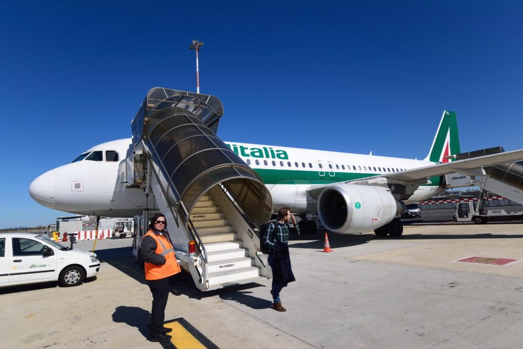 アリタリア航空A321