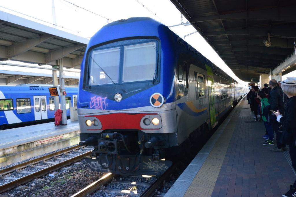 ベネチアの地域鉄道