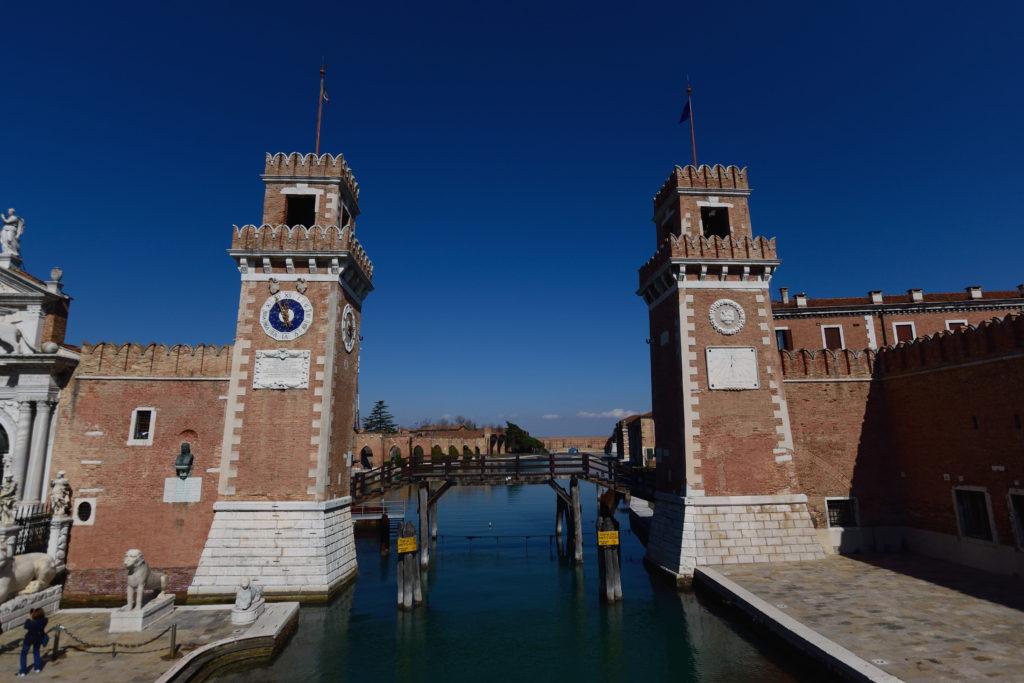 ベネチア兵器庫
