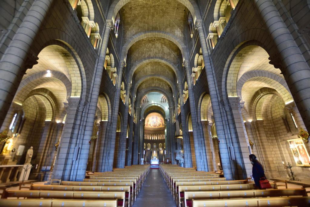 ニコラス大聖堂の内装