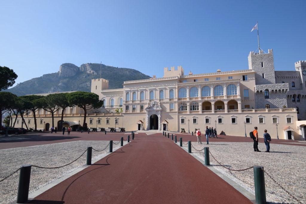 モナコ国王の邸宅