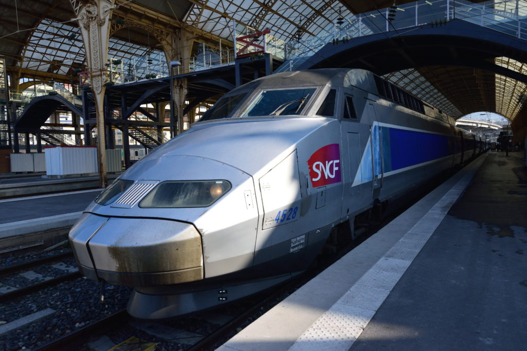 TGVの車両