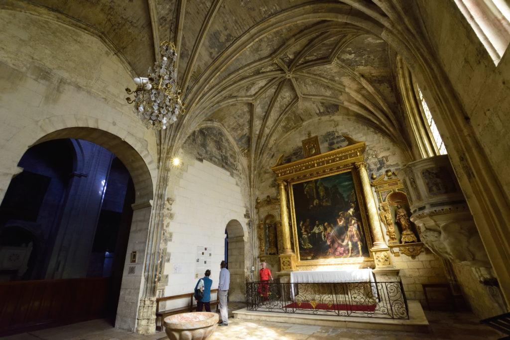 教会の内装