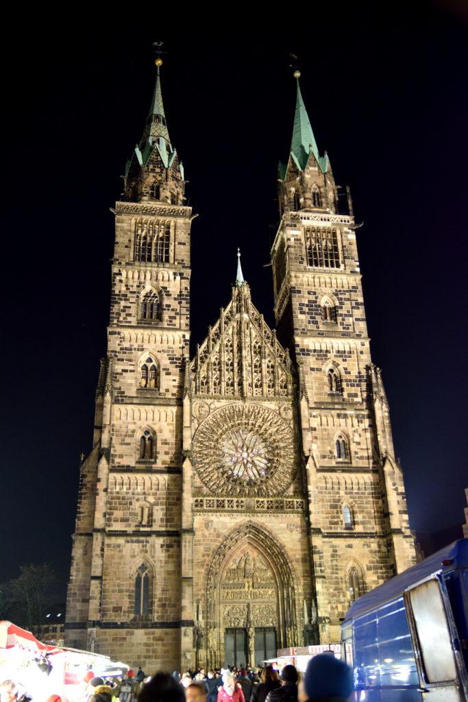 ニュルンベルクの教会