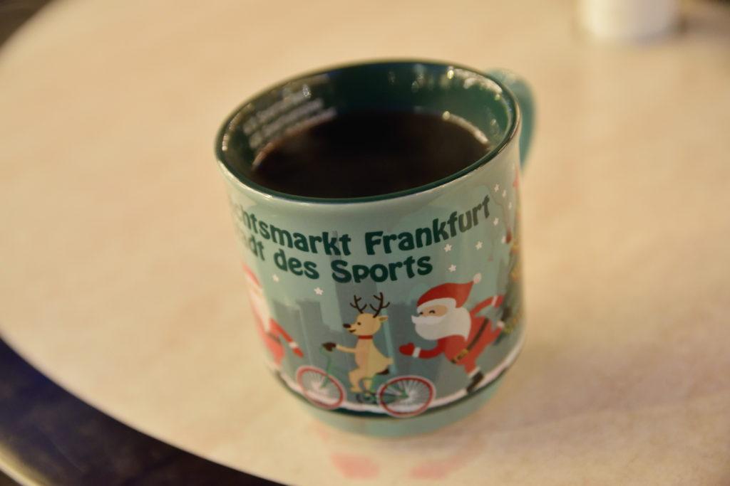フランクフルトのワインカップ