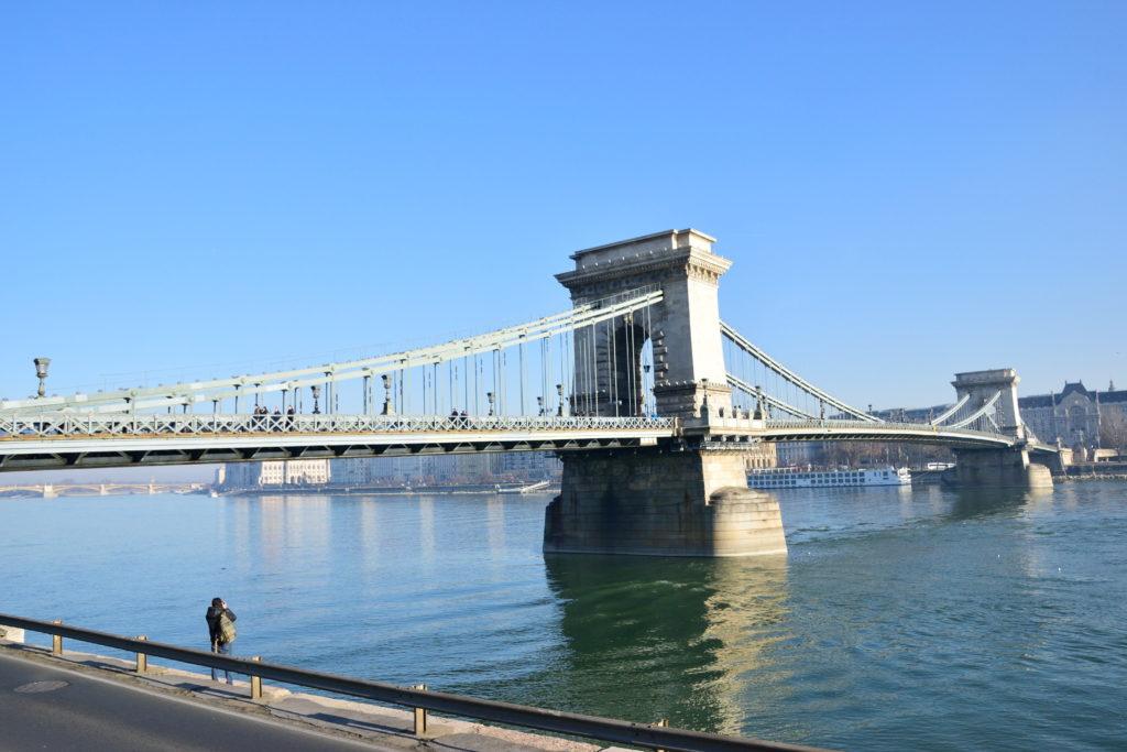 ブダペストの橋