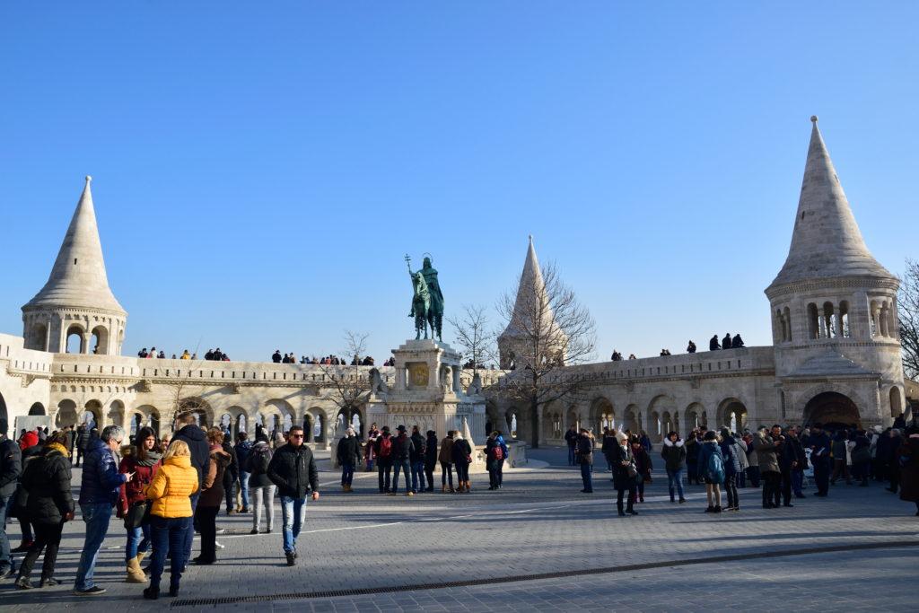 ブダペストのお城