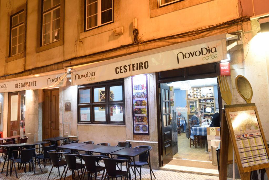 リスボンのレストラン