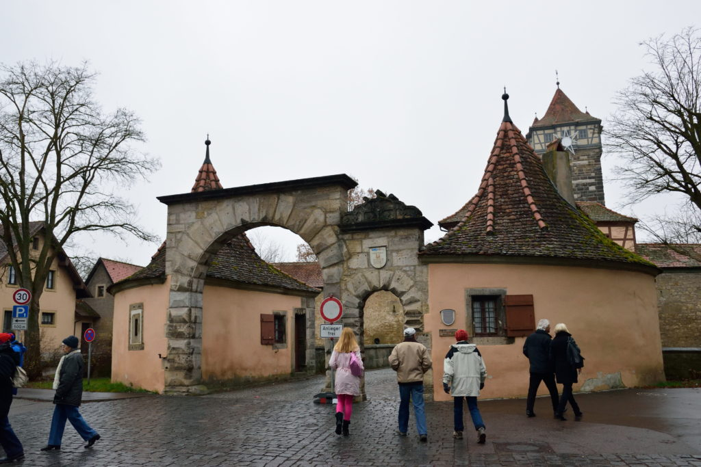 ローデンブルクの入口