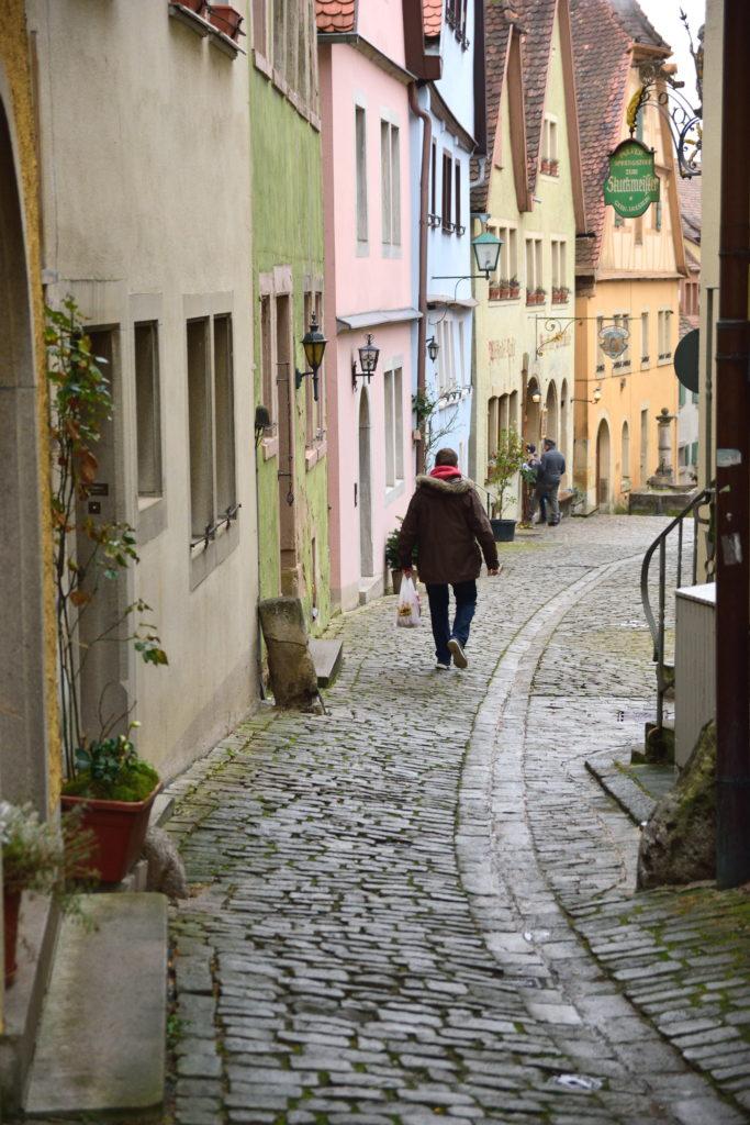 ヨーロッパの小道