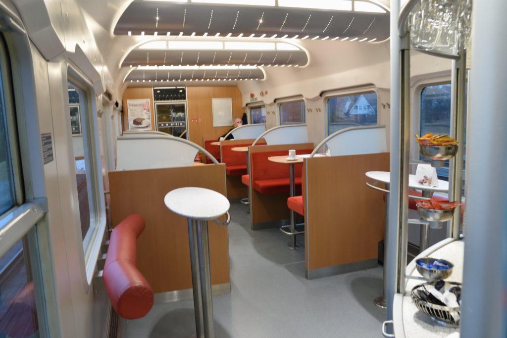 ICの食堂車