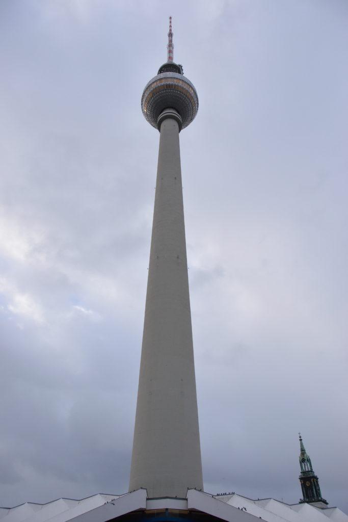 ベルリンのテレビ塔