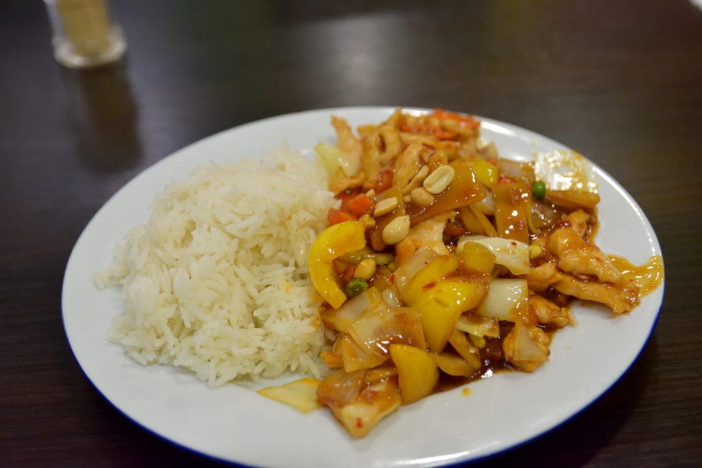 チェコで食べる中華料理