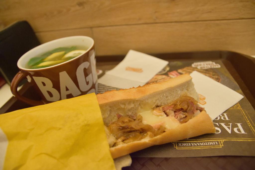 チェコのサンドイッチ