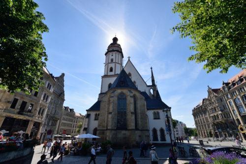 ライプツィヒ、トーマス教会