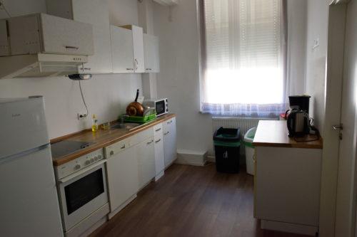 ニュルンベルクのアパートメント