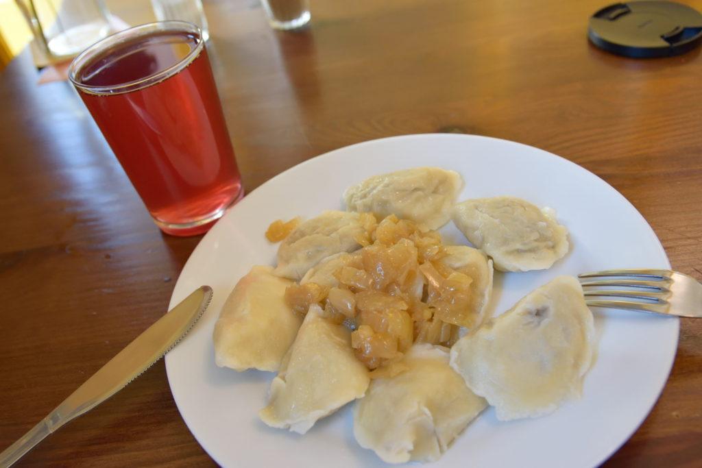 ポーランドの伝統料理、ダンプリング