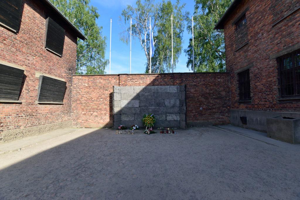 ホロコースト、死の壁