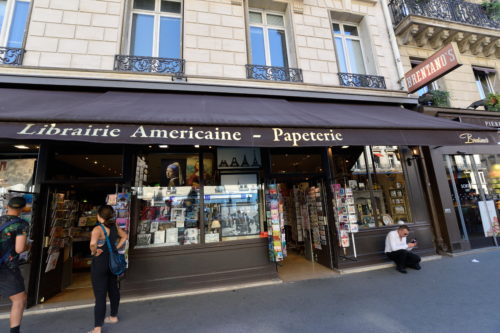 パリの雑貨店、Brentano's
