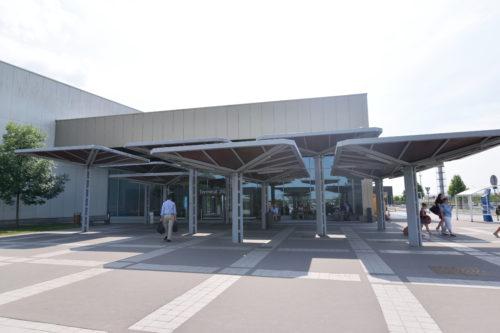 シャルル・ド・ゴール空港第2ターミナルGの建物