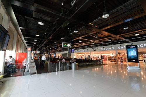 第2ターミナルGの保安区域