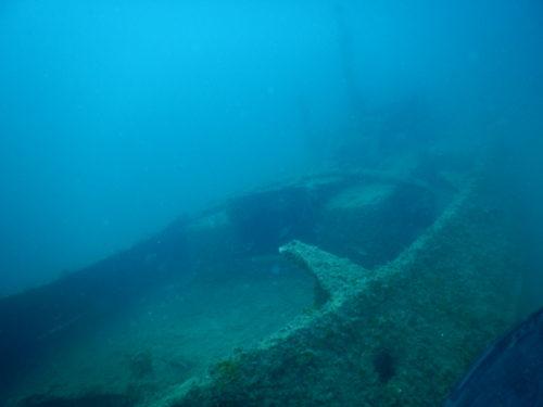 マルタの沈没船