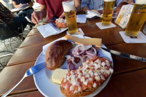 ケルンのドイツ料理