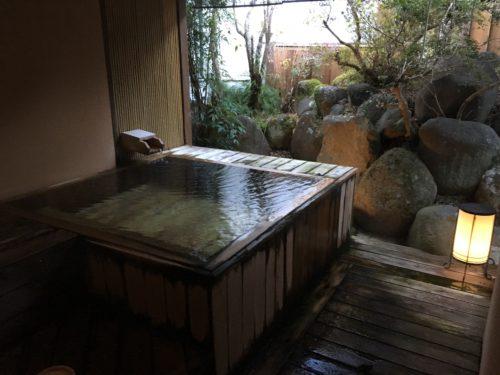 白壁荘貸切風呂