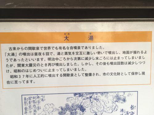 熱海温泉大湯について