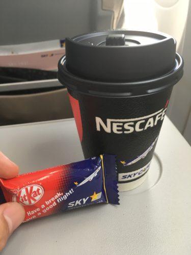 スカイマークの機内サービス