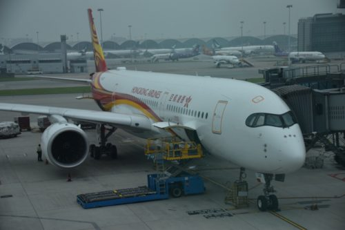香港航空A350-900