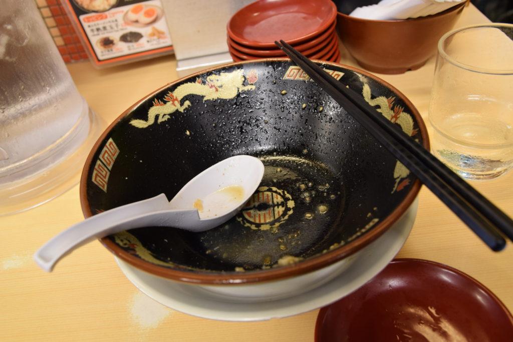 鹿児島ラーメンカンマク丼ぶり