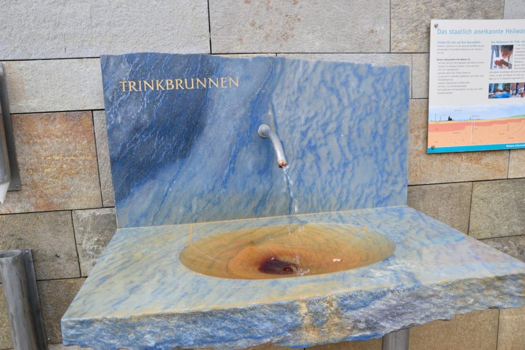 ドイツの飲用泉