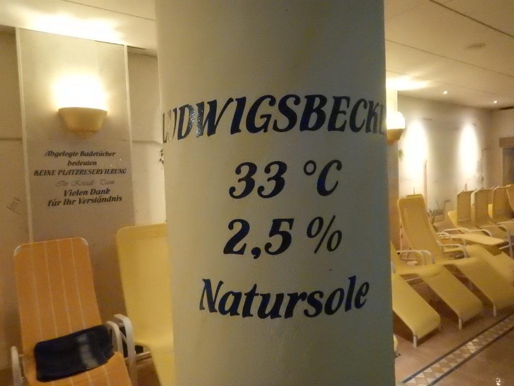塩分濃度と水温の情報