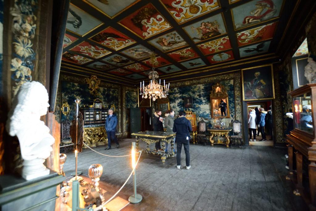 王室の部屋