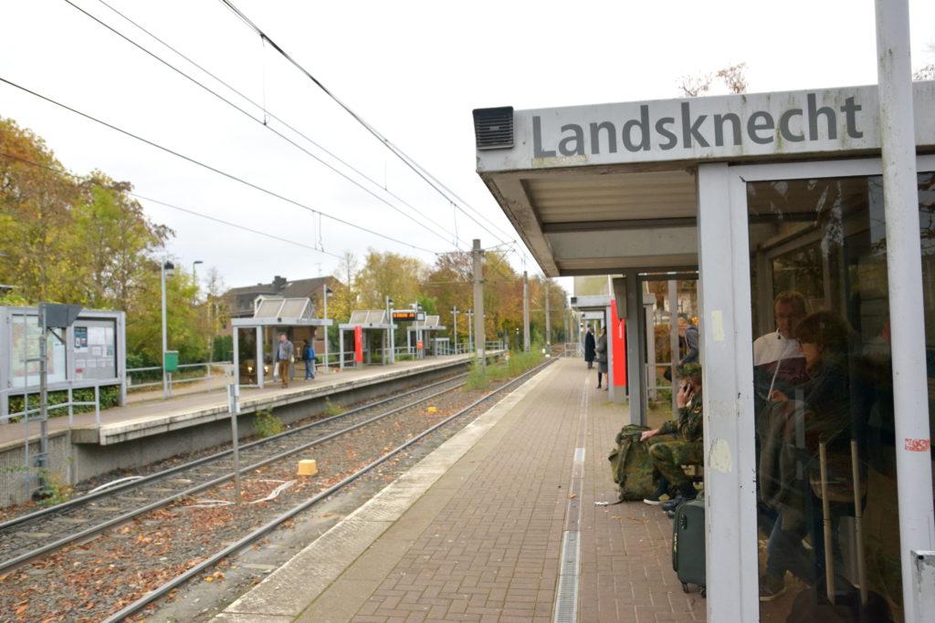 ランズネヒト駅