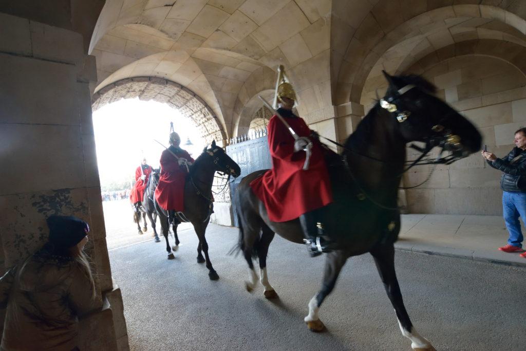 騎馬警備隊