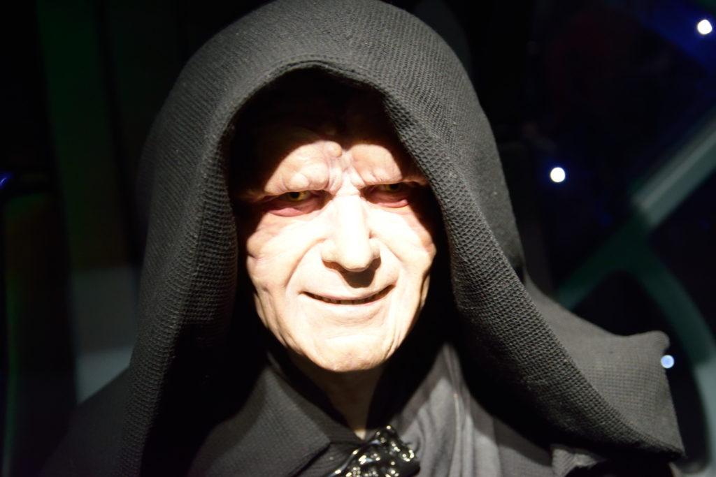 蝋人形のシス卿