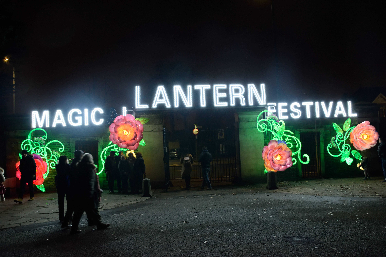 ロンドンでマジカル・ランタン・フェスティバルに行ってみた感想!