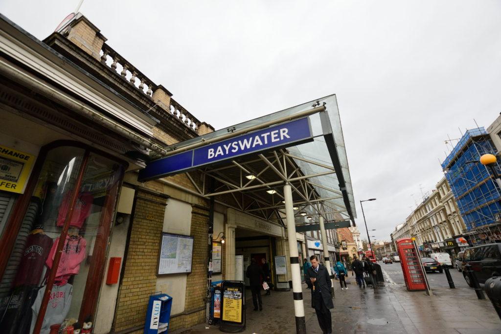 ベイスウォーター駅
